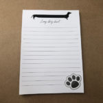 """A5 Notepad """"Long Story Short"""" Style 1"""