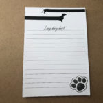 "A5 Notepad ""Long Story Short"" Style 2"